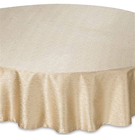 bed bath and beyond tablecloths portman 70 inch round tablecloth bed bath beyond