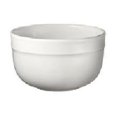 10 Qt Ceramic Mixing Bowl - emile henry 116526 10 quot mixing bowl w 5 8 qt capacity nougat