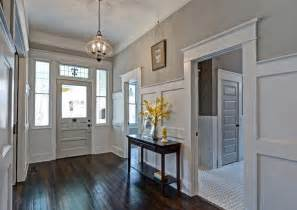 How To Paint Wainscoting - sherwin williams mindful gray color spotlight