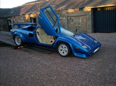 Lamborghini Countach Replica For Sale Uk Lamborghini Countach Replica Mirage For Sale
