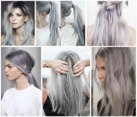 grey hair trend 2015 50 shades of grey czyli trend na szare włosy vers24