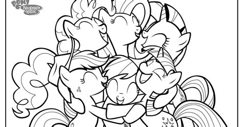 my little pony coloring pages games