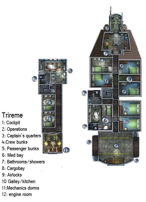 spaceship floor plans 468 best images about space ship on pinterest eve online