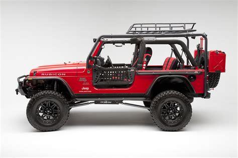 jeep body armor body armor tj 4121 rockcrawler side guards for 97 06 jeep