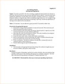 Introduce Yourself Sle Essay by 6 Introduce Yourself Sle Memo Formats