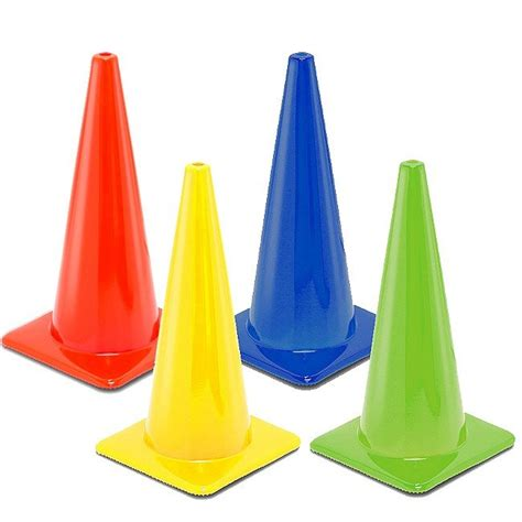 28 quot colored traffic cone