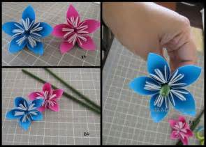 craft ideas for all kusudama flowers in a vase