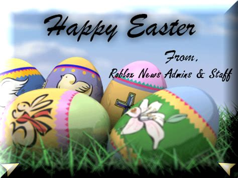 Wishing You A Happy Easter by Roblox News We Wish You A Happy Easter