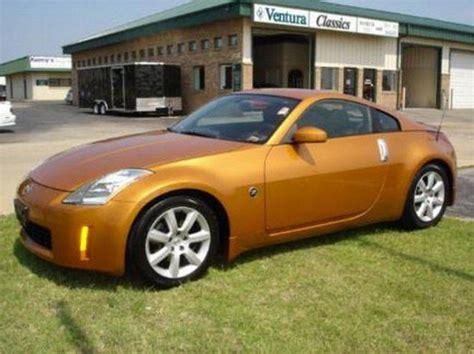 orange nissan 350z 2004 nissan 350z orange car photo nissan car pictures