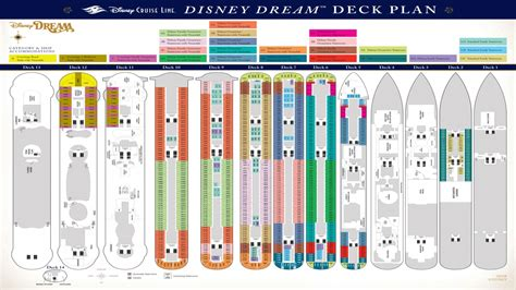 disney cruise floor plans disney dream cruise ship deck plans disney dream cruise