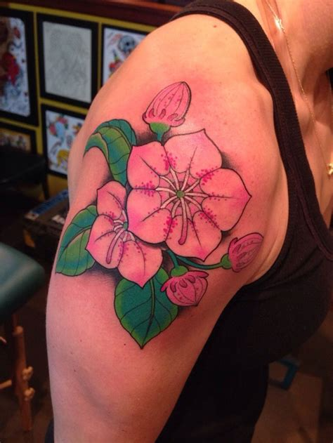 mountain laurel tattoo 14 best new images on