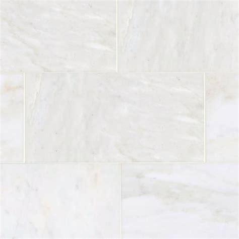 white marble floor home design