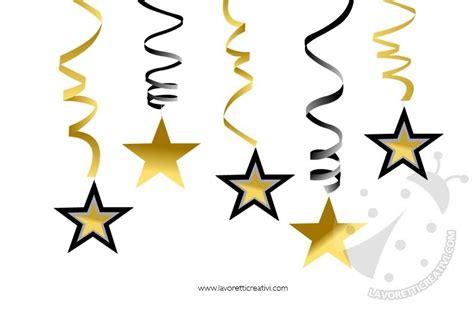 stelle da appendere al soffitto decorazioni di capodanno con stelle di carta lavoretti