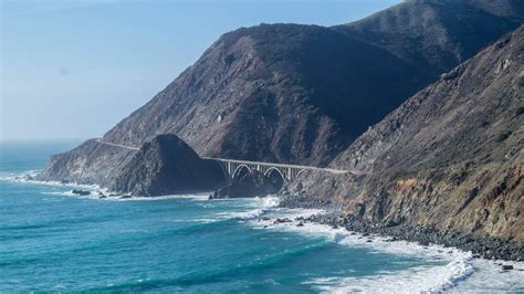 Pch Route 1 - pacific coast highway route 1 california road trip youtube