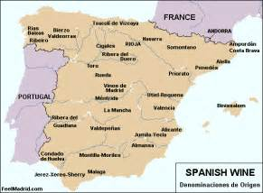 Spain Wine Map by Alfa Img Showing Gt Rioja Wine Region Map