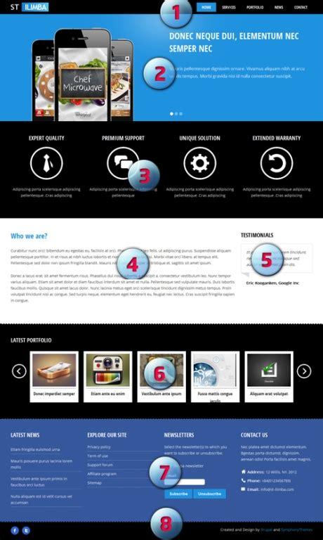 drupal themes for business drupal theme for business st ilimba drupal blog