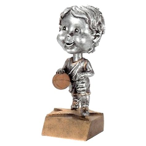 bobblehead basketball trophy basketball bobblehead trophy