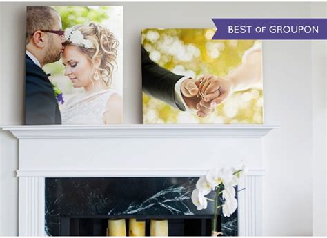 Canvas On Demand Gift Card - canvas on demand groupon up to 79 off 16x20 canvas
