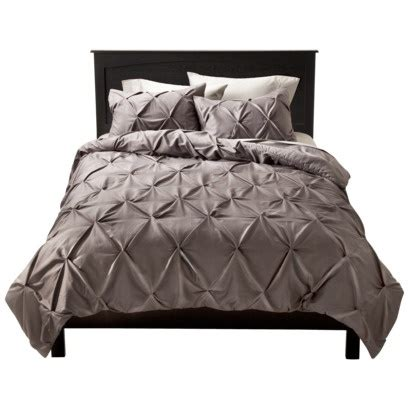 target threshold bedding target threshold pinch pleated comforter set a girl can