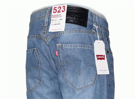 Harga Levis A C jual levi s 523 celana biru muda wash firdyhs