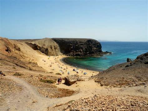 lanzarote turisti per caso lanzarote playa papagayo viaggi vacanze e turismo
