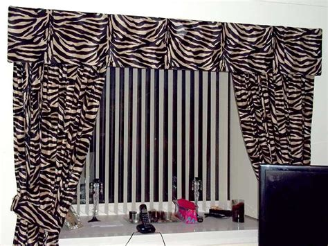 animal print drapes gallery of work drapes in elegance