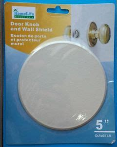 How To Fix In Wall From Door Knob 5 quot wall protector door knob cover shield