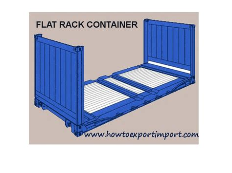Flat Rack Container by Flat Rack Containers