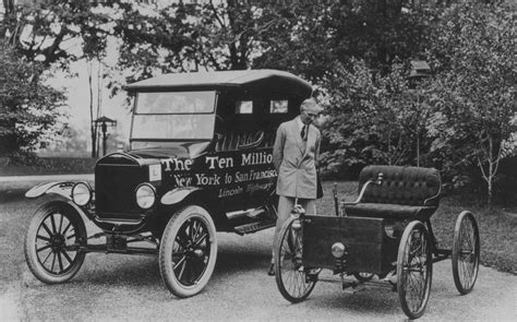 Henry Ford by Did Henry Ford Really Say Quot History Is Bunk Quot