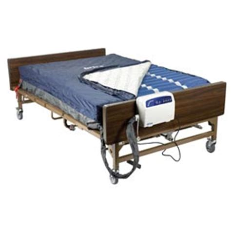 hospital bed air mattress medical equipment hospital beds med aire bariatric