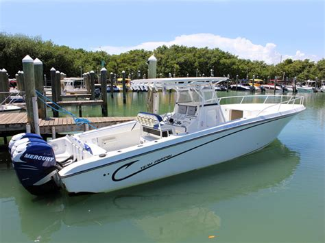 fountain fishing boats for sale florida 2006 used fountain 38 te center console fishing boat for