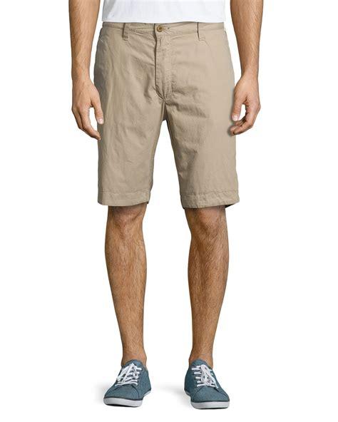 tailor vintage reversible regular fit walking shorts for