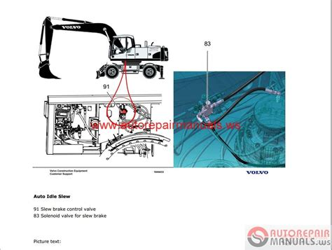 volvo ec55b excavator wiring diagram volvo auto parts