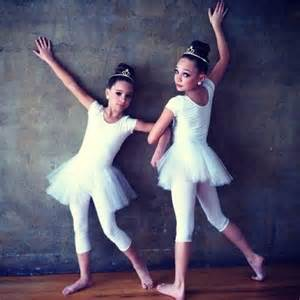 Maddie and mackenzie ziegler photo shoot