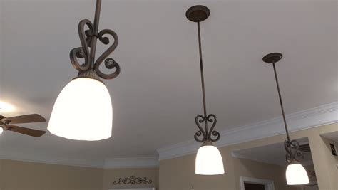 How To Hang A Pendant Light How To Install A Pendant Light Fixture