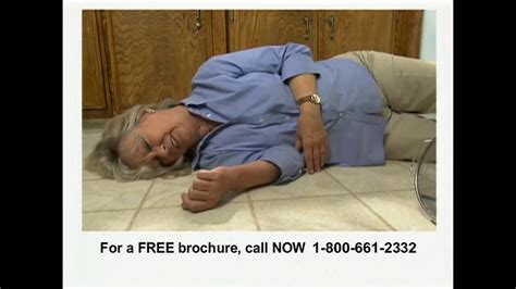 life alert tv spot waterproof help ispot tv life alert tv commercial for help 24 7 ispot tv
