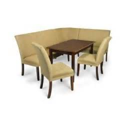 Upholstered Breakfast Nook by Lawrence Upholstered Breakfast Nook Dining Sets