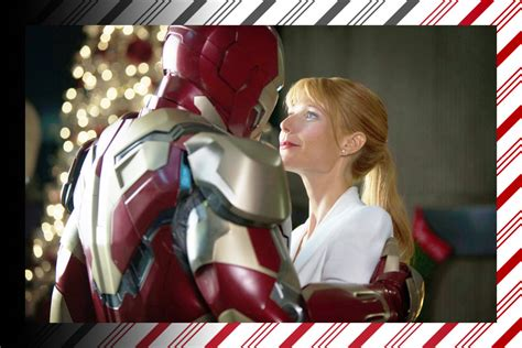 christmas iron man decider