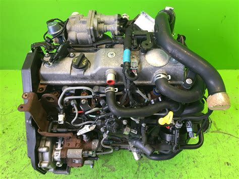 Ford Transit Connect Engine by 2010 Ford Transit Connect Engine Mk 1 1 8 Tdci Engine