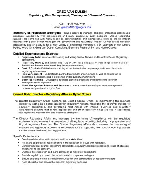 Detailed Resume by Gvd Detailed Resume January 2017