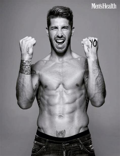 sergio ramos men s health sergio ramos photo 32607739