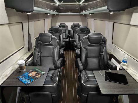 Autobahn Interiors by Luxury Passenger Travel Design Autobahn Airstream