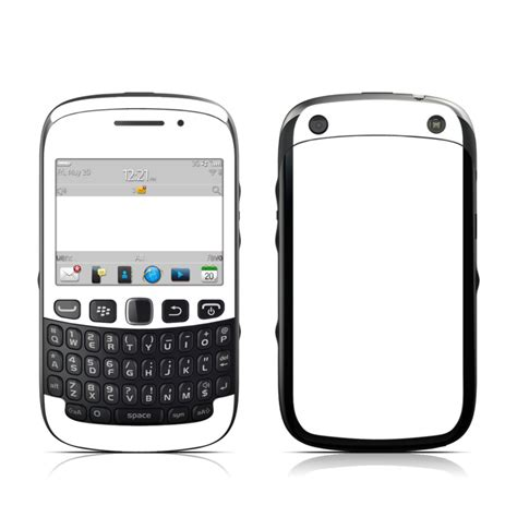 Hp Blackberry Curve 9220 White solid state white blackberry curve 9320 skin istyles