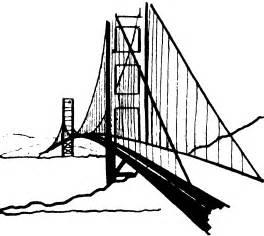 golden gate bridge clip art cliparts co