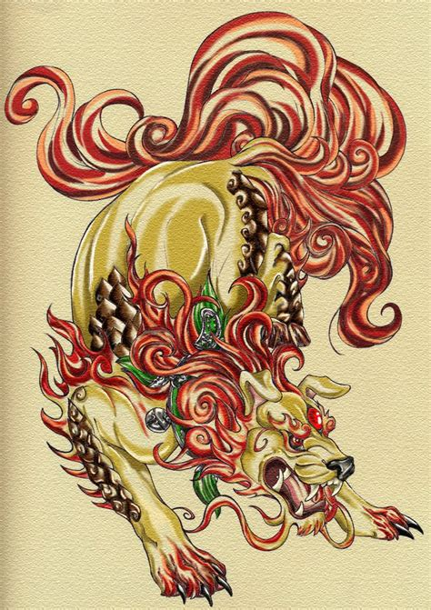 komainu tattoo design 25 best ideas about foo on foo