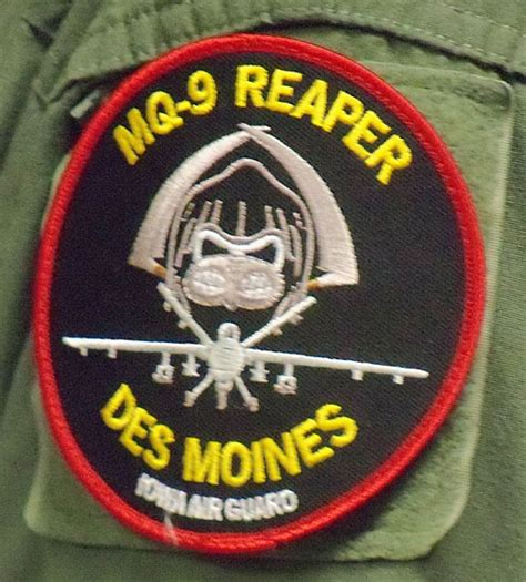 iowa air guard reaper pilots waiting on completion of home