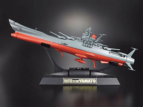 arcadia collection led desk l soul of chogokin gx 57 space battleship yamato collectiondx