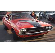 1971 Dodge Challenger II R T Coupe