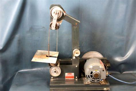 1725 rpm bench grinder 1725 rpm bench grinder dayton 2z646b 1 quot belt 8 quot