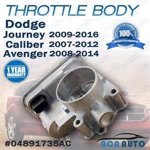 2007 Dodge Caliber Throttle Throttle For Dodge Caliber Avenger Journey With 1 8l
